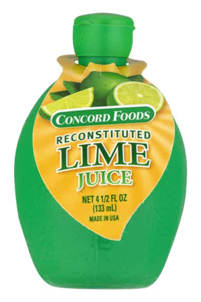 Concord Foods Lime Squeeze