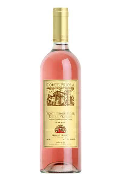 Conte Priola Pinot Grigio Rosé