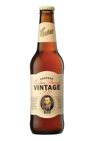 Coopers Vintage Ale