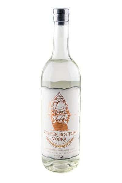 Copper Bottom Distillery Vodka