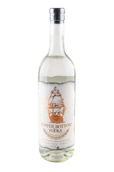 Copper Bottom Distillery Vodka