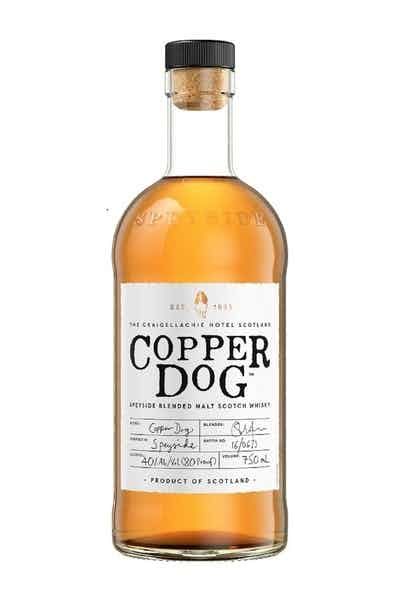 Copper Dog Speyside Blended Scotch Whisky
