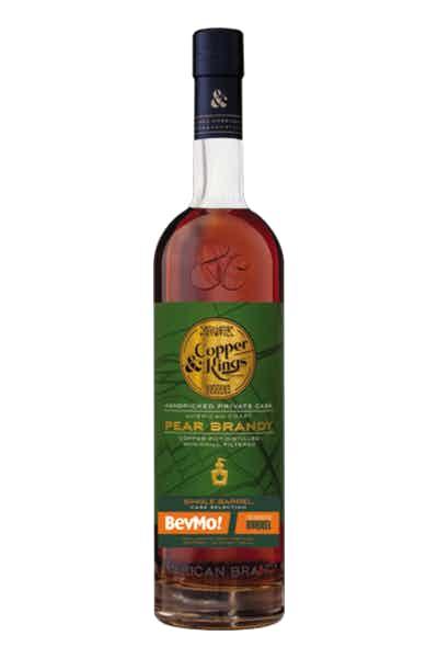 Copper & Kings Pear Brandy