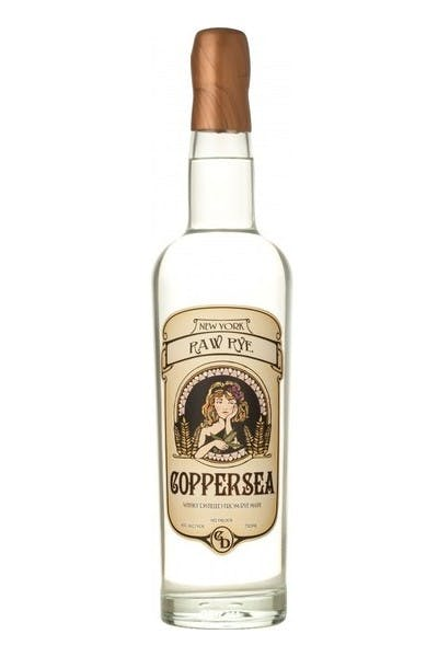 Coppersea Raw Rye Whiskey