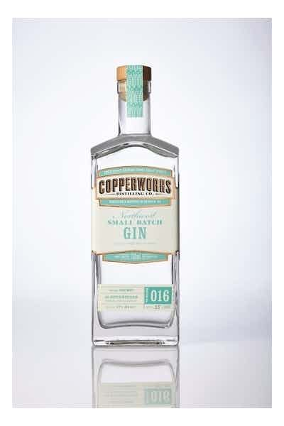 Copperworks Gin