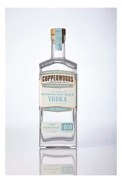 Copperworks Vodka