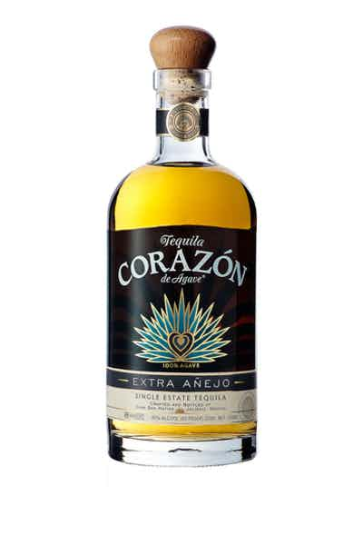 Corazon Extra Anejo Tequila
