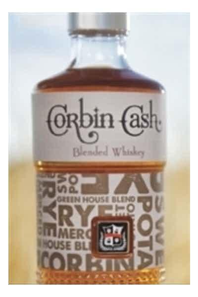 Corbin Cash Green House Whiskey