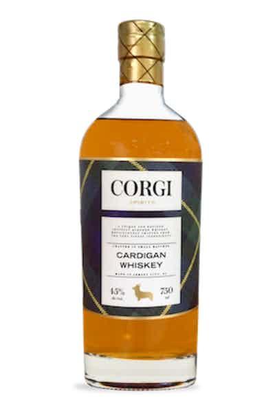 Corgi Cardigan Whiskey