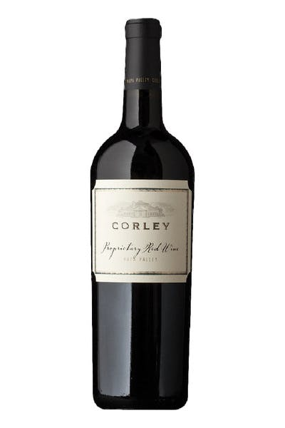 Corley Family Proprietary Red Napa