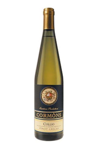 Cormons Pinot Grigio