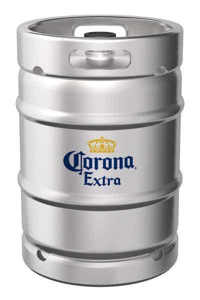 Corona Extra 1/2 Barrel