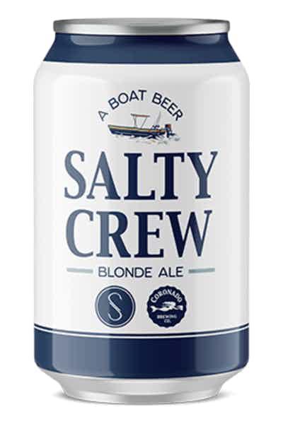 Coronado Brewing Salty Crew Blonde Ale