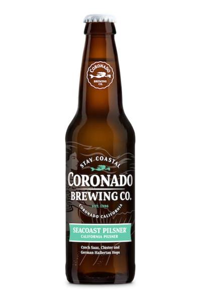 Coronado Seacoast Pilsner