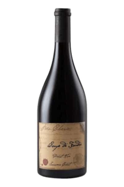 Coup De Foudre Sonoma Coast Pinot Noir