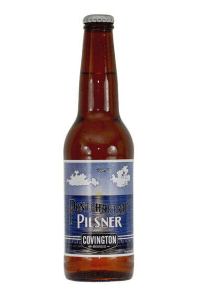 Covington Brewhouse Pontchartrain Pilsner