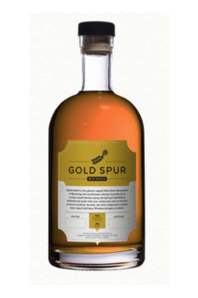 Cowboy Country Gold Spur Whiskey