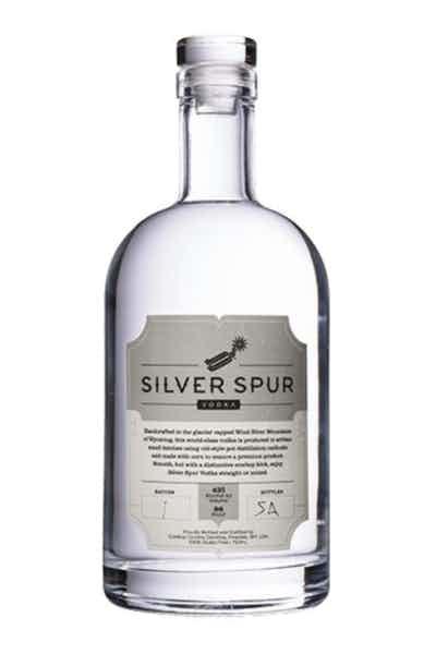 Cowboy Country Silver Spur Vodka