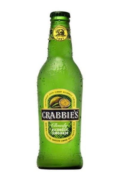 Crabbie's Cloudy Alcoholic Lemonade