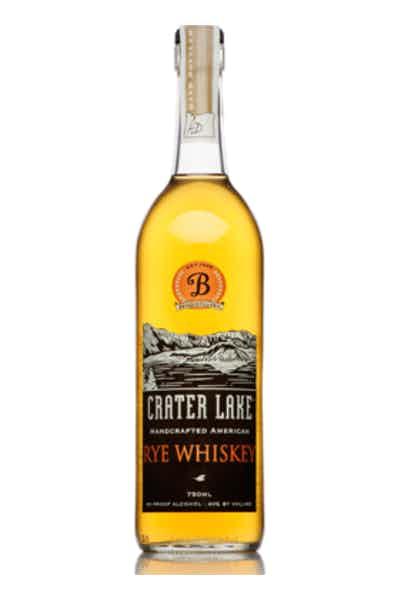 Crater Lake Rye Whiskey Price & Reviews