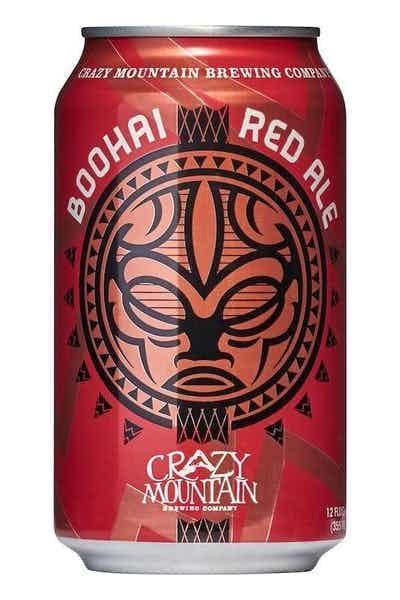 Crazy Mountain Boohai Red Ale