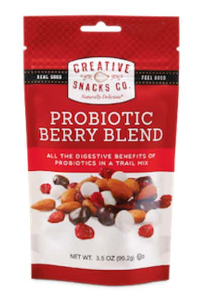 Creative Snacks Probiotic Berry Blend