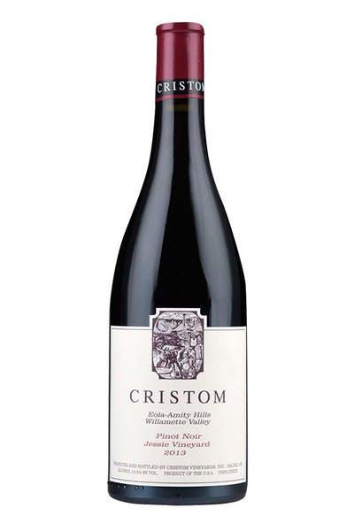 Cristom Pinot Noir Jessie Vineyard