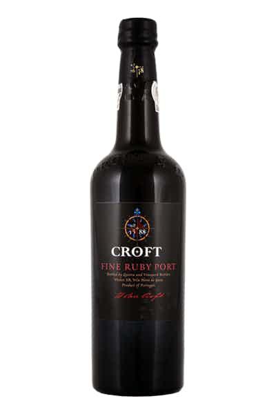 Croft Fine Ruby Port