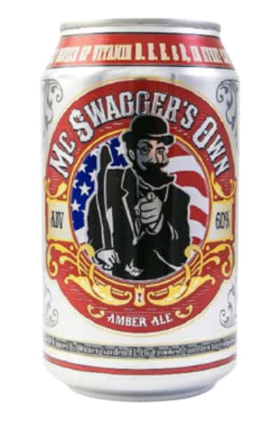 Crooked Mcswagger's Own Amber Ale