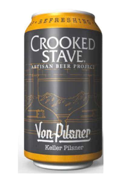 Crooked Stave Von Pilsner