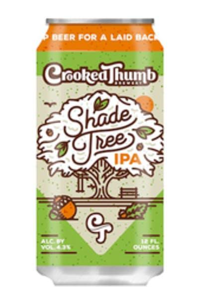 Crooked Thumb Shade Tree IPA