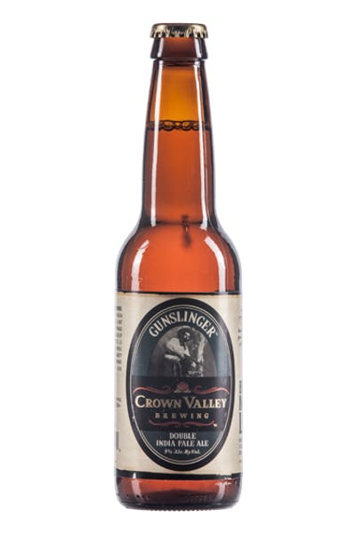 Crown Valley Gunslinger IPA