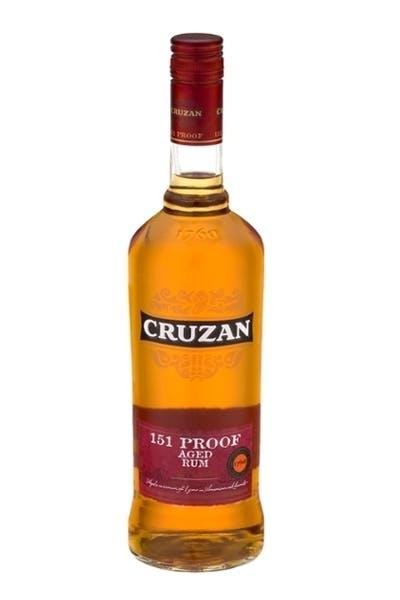 Cruzan 151 Proof Rum