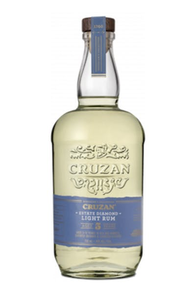 Cruzan Estate Diamond Light Rum