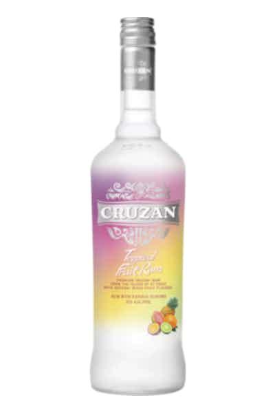 Cruzan Tropical Fruit Rum