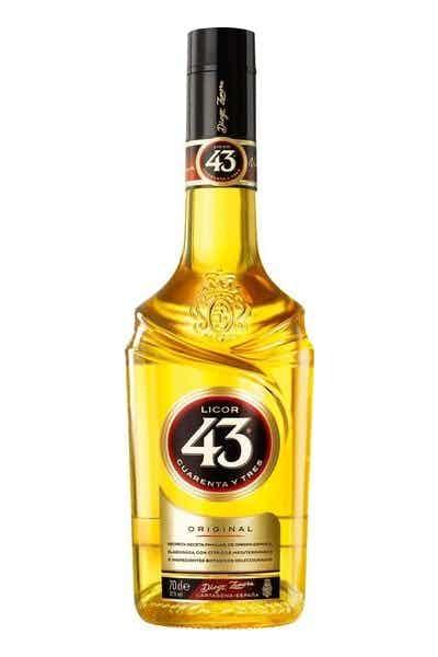 Cuarenta Y Tres Licor 43