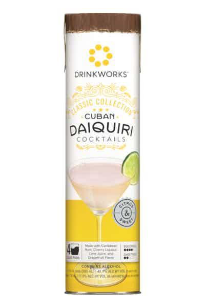 Drinkworks Classic Collection Cuban Daiquiri