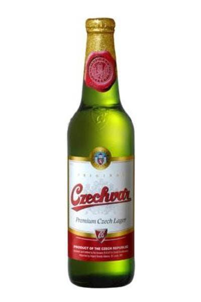 Czechvar Premium Lager