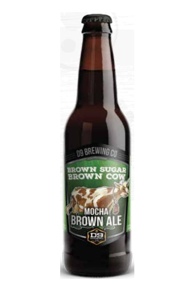 D9 Brown Sugar Brown Cow Mocha Brown Ale
