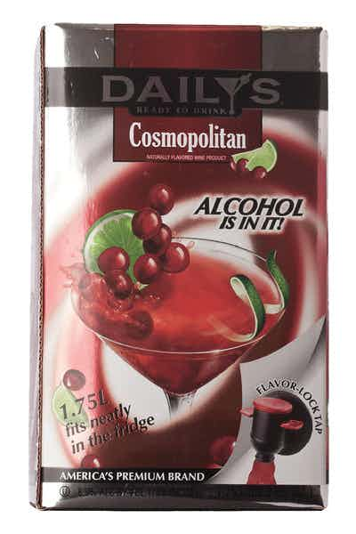 Dailys Ready To Drink Cosmopolitan