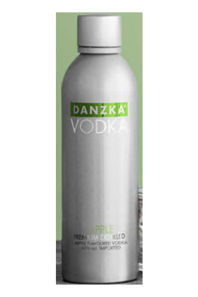 Danzka Apple Vodka