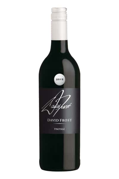 David Frost Pinotage