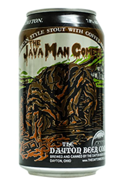 Dayton Beer Java Man Cometh