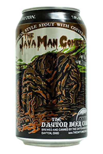 Dayton Beer Java Man Cometh