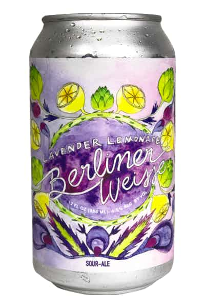 DC Brau Lavender Lemonade