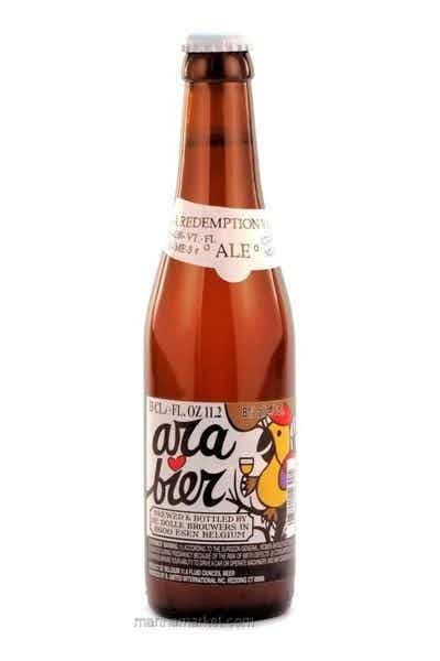 De Dolle Arabier Bottle