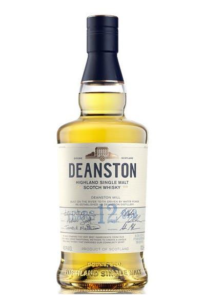 Deanston Single Malt Scotch 12 Year