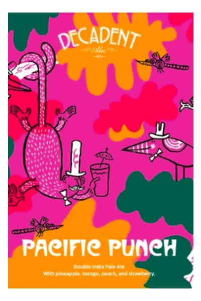 Decandent Ales Pacific Punch Double IPA
