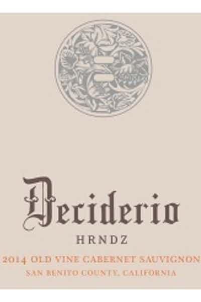 Deciderio Hernandez Cabernet Sauvignon Old Vines