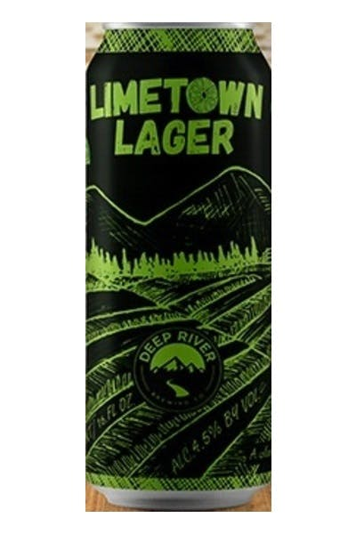 Deep River Limetown Lager